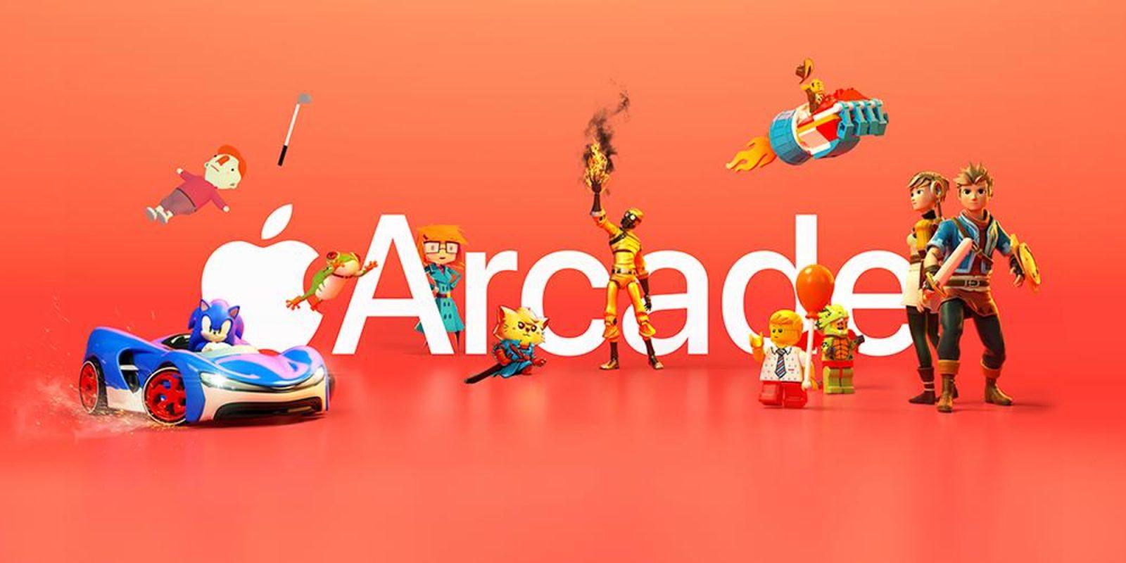 Apple Arcade liczy jużponad 180 pozycji! Apple dodaje ponad 30 nowych gier znanych marek