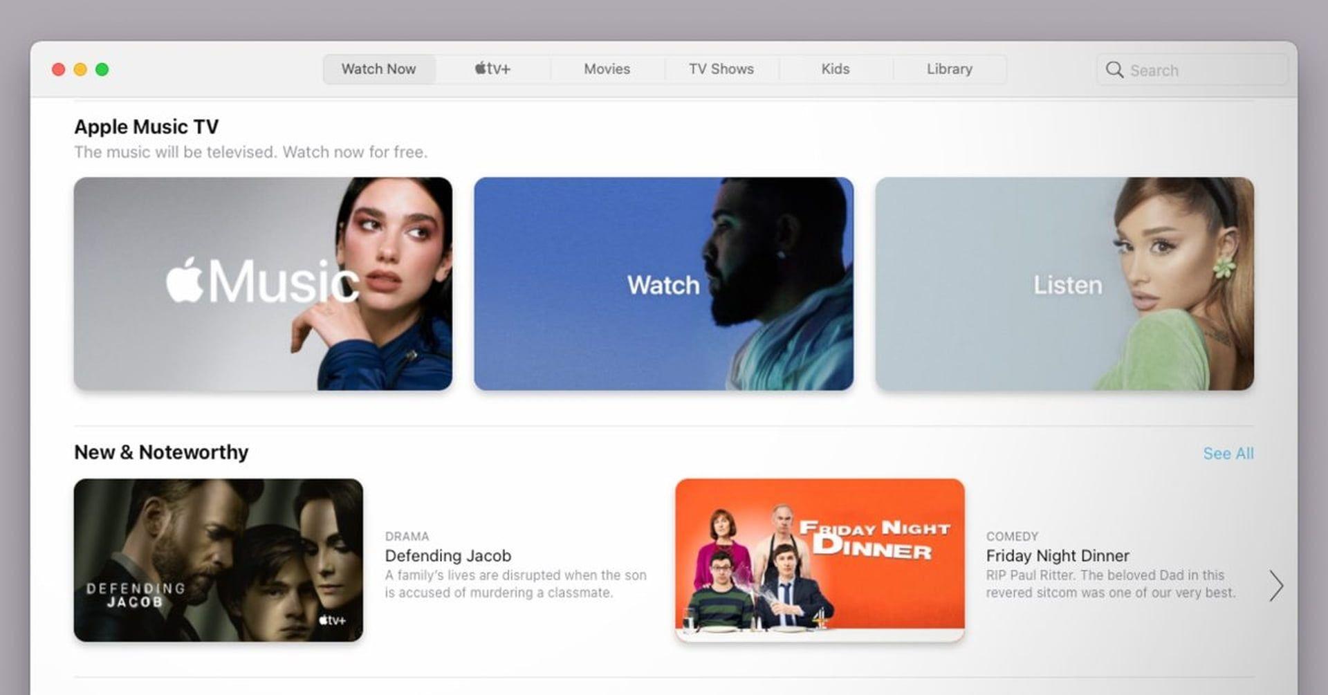 Apple Music TV zostało udostępnione w Wielkiej Brytanii i Kanadzie