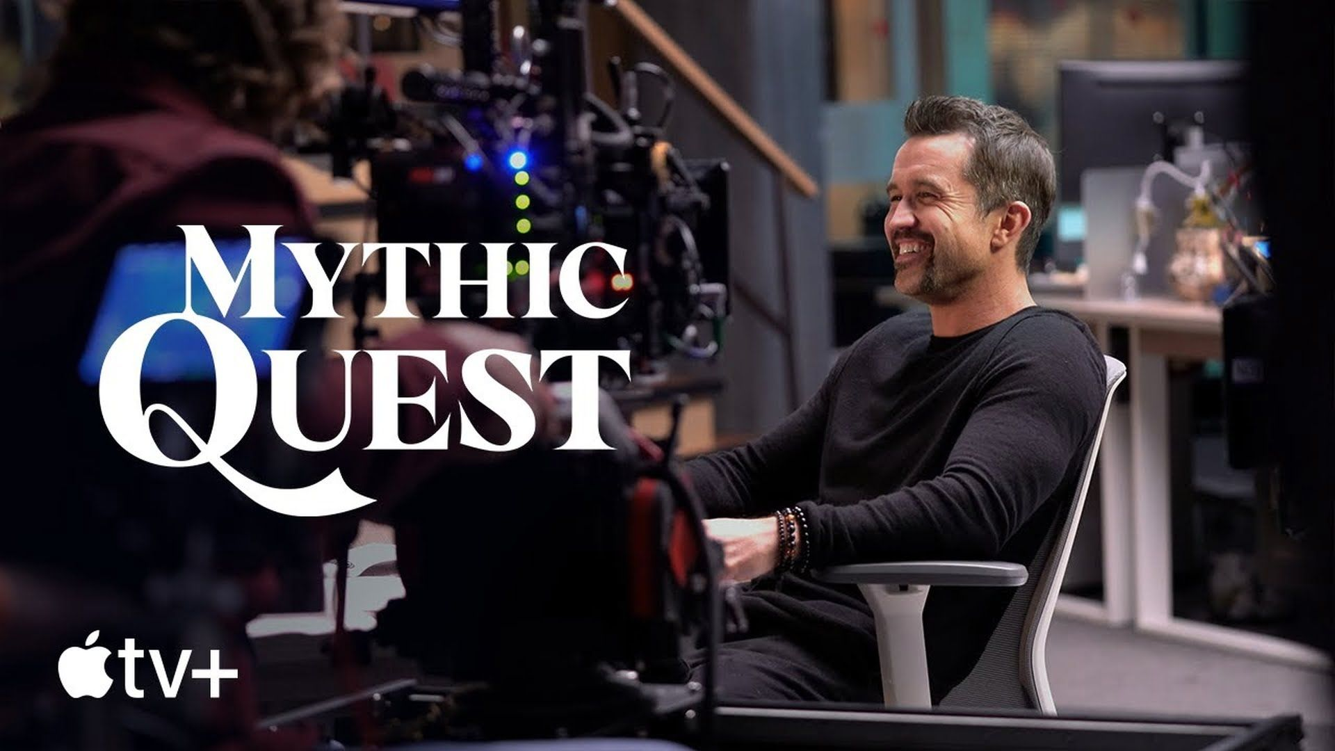 """Dostępny wywiad z obsadą oraz twórcami serialu """"Mythic Quest"""""""