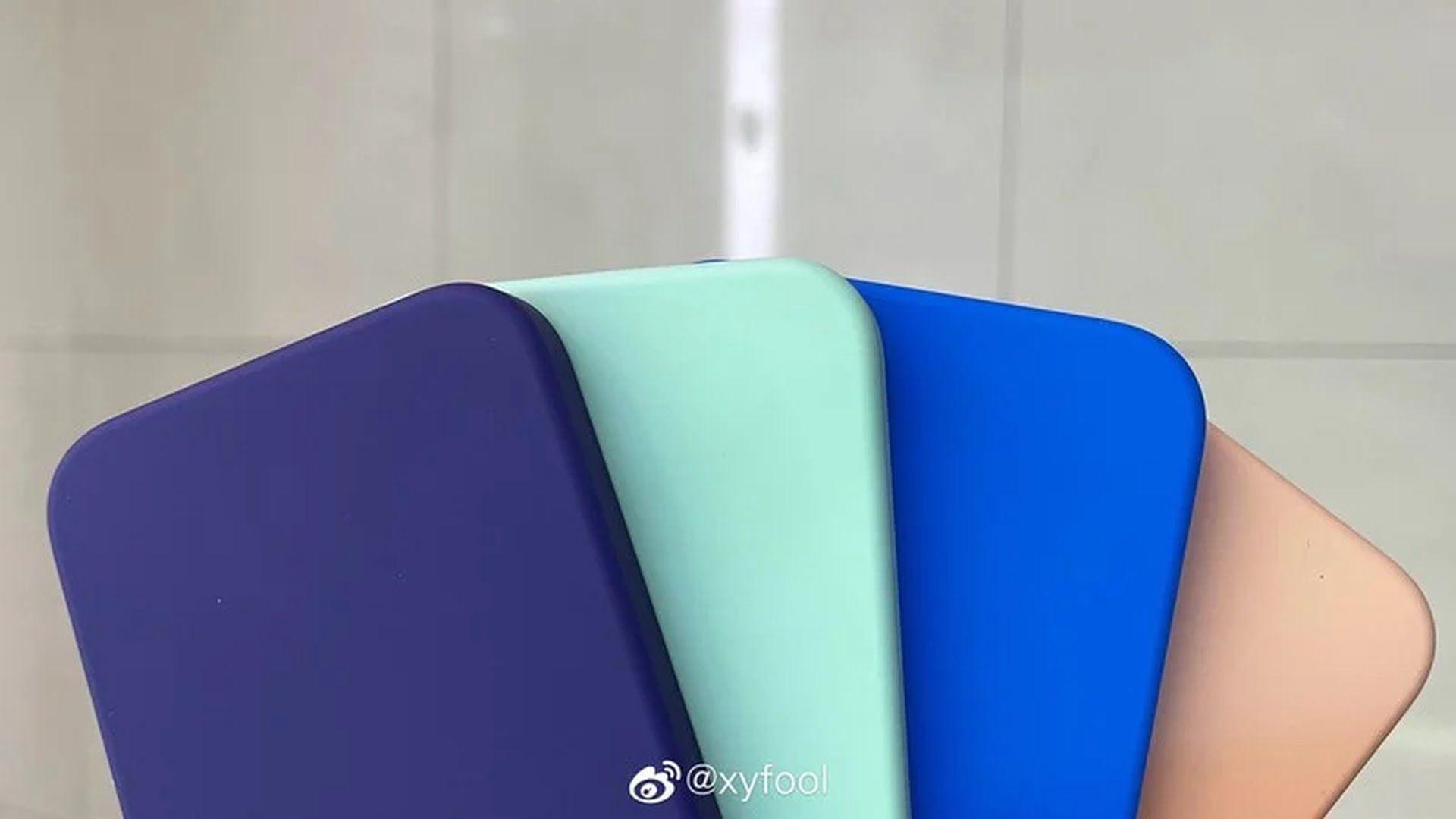 Firma Apple doda nowe wersje kolorystyczne akcesoriów