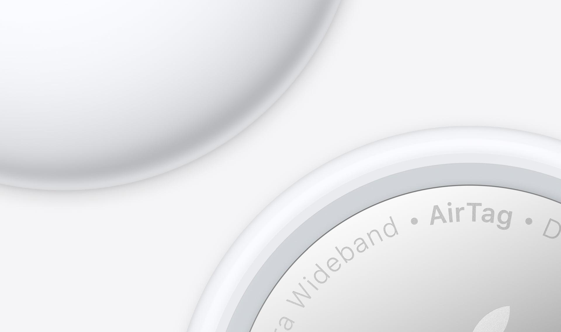 Firma Apple pokazuje nowe urządzenie lokalizator AirTag