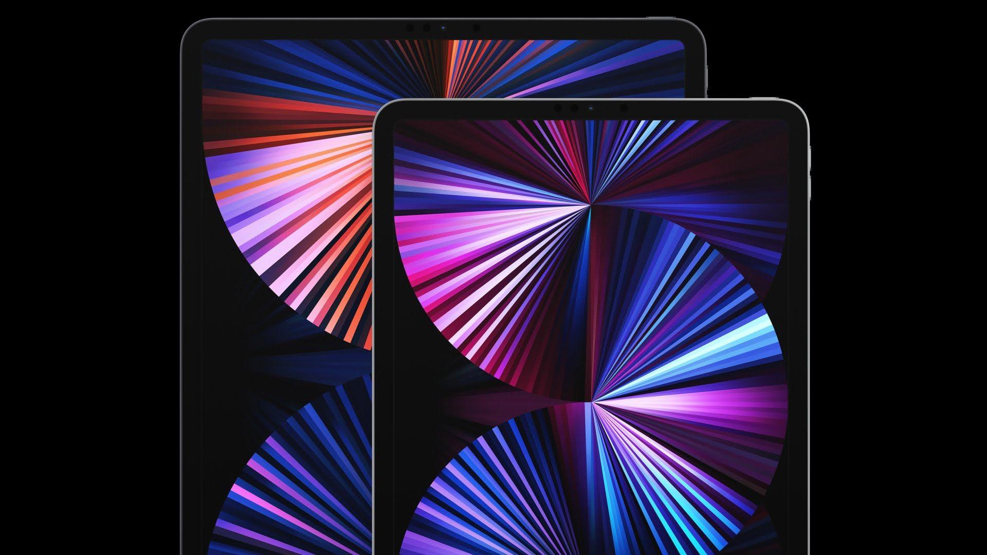 Firma Apple przedstawia iPada Pro z procesorem M1 i 5G