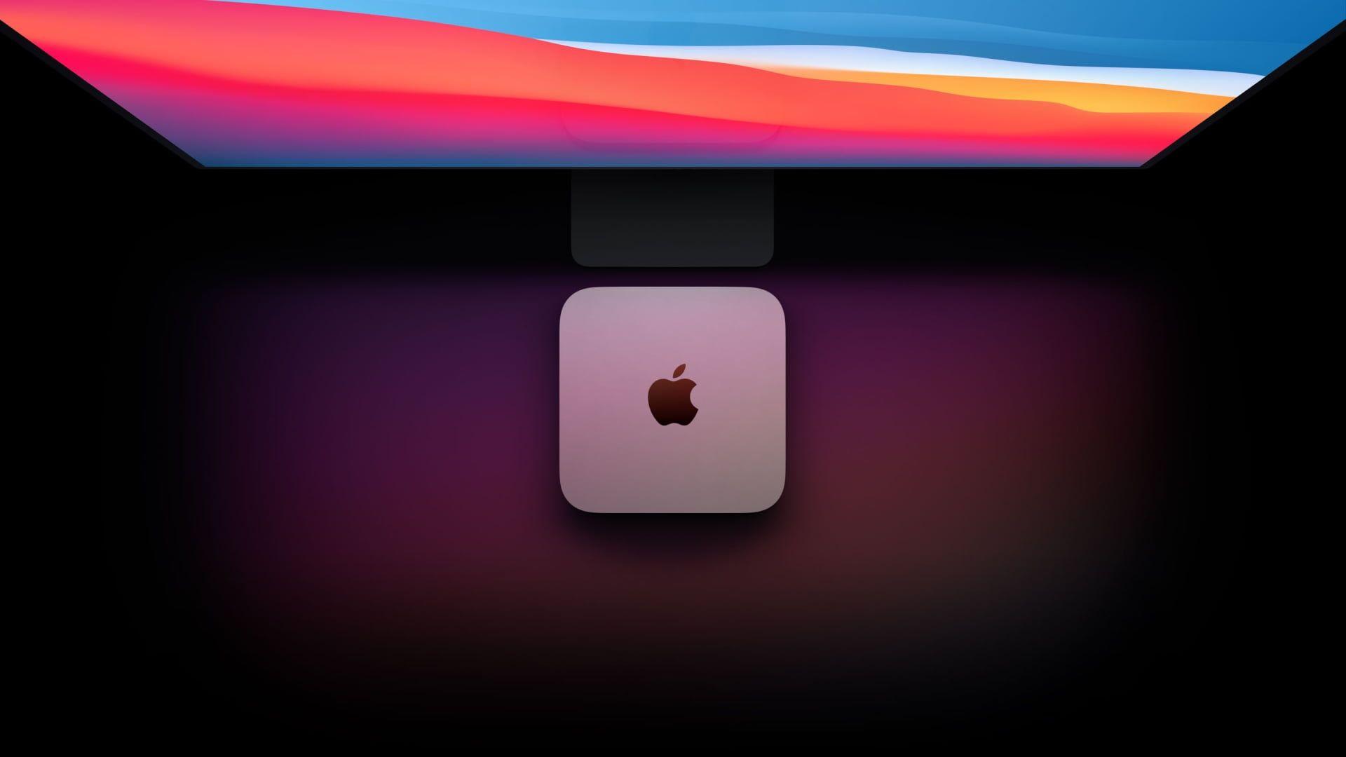 Niektórzy użytkownicy komputera Mac mini mają problemy z ekranem