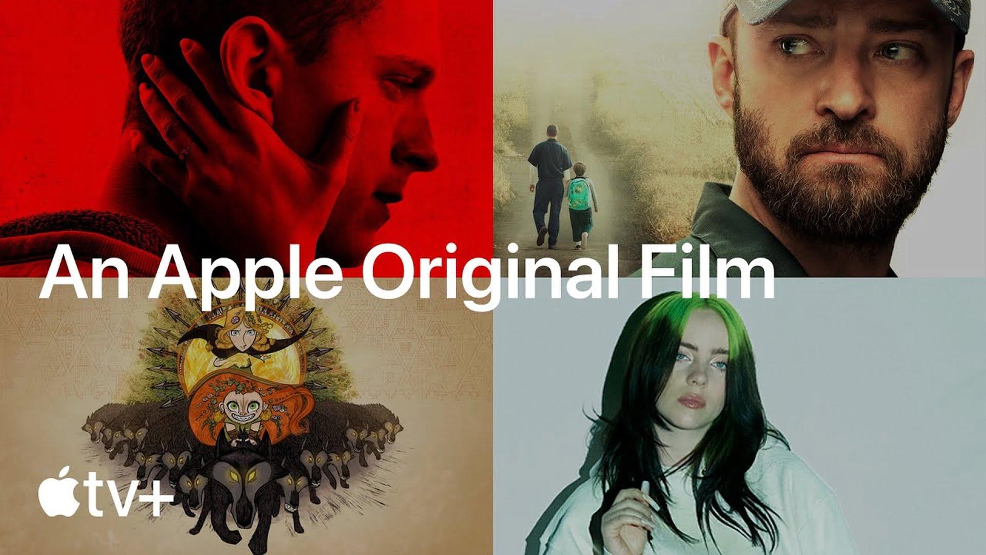 Nowa reklama filmów dostępnych w usłudze Apple TV+