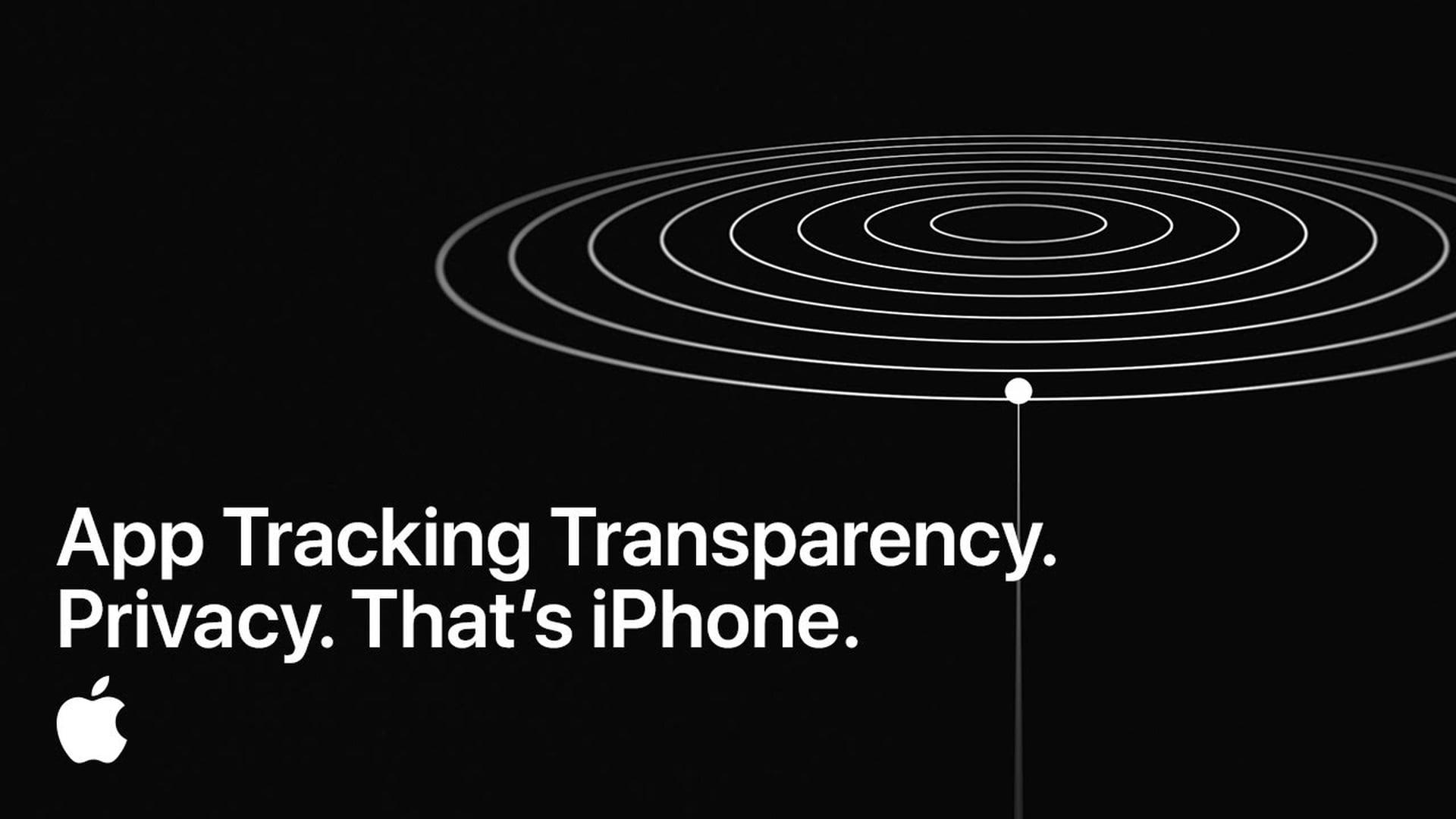 Nowa reklama o prywatności i funkcji App Tracking Transparency