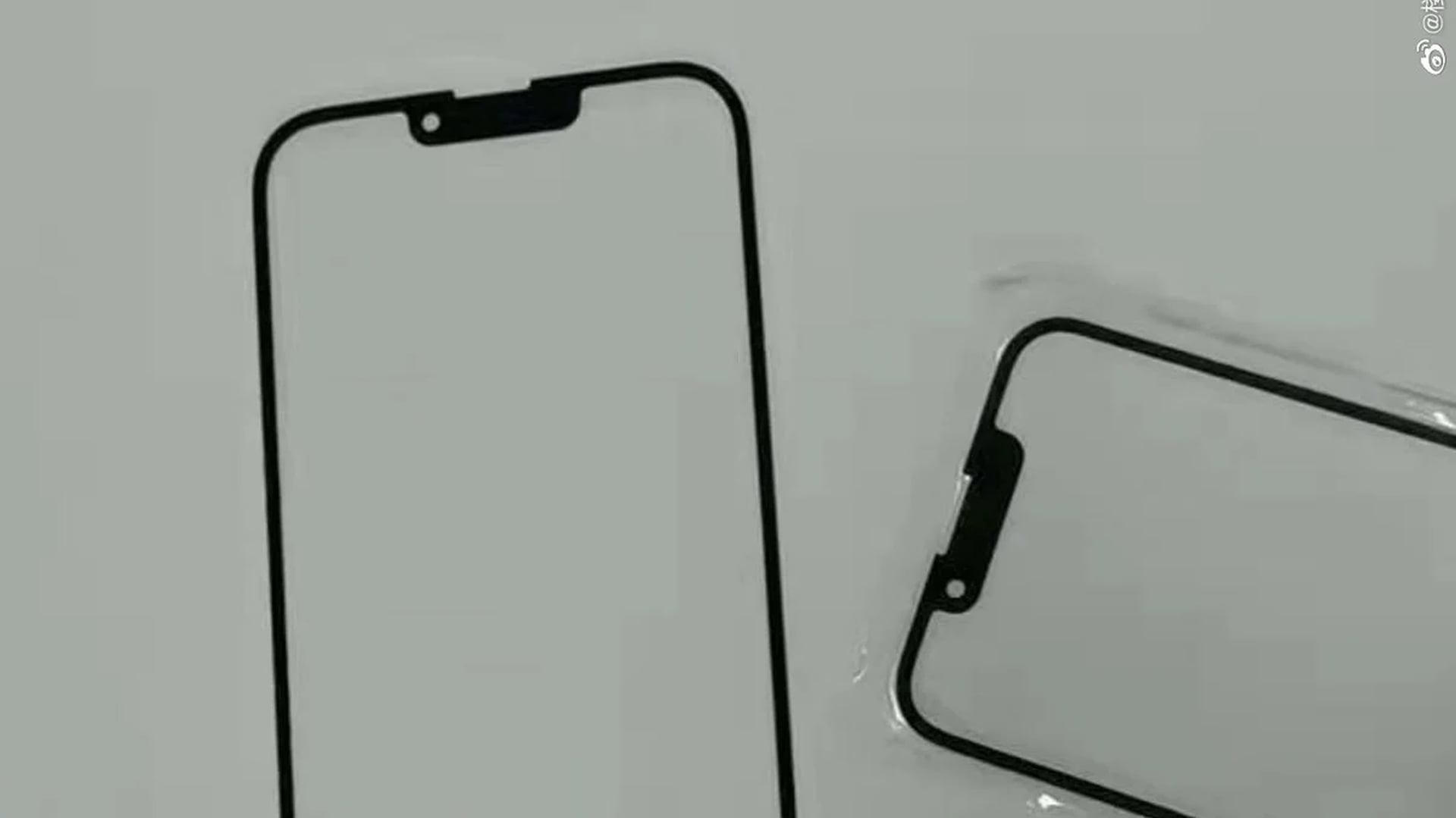 Nowe informacje o zmniejszonym wcięciu w ekranie iPhone'a 13