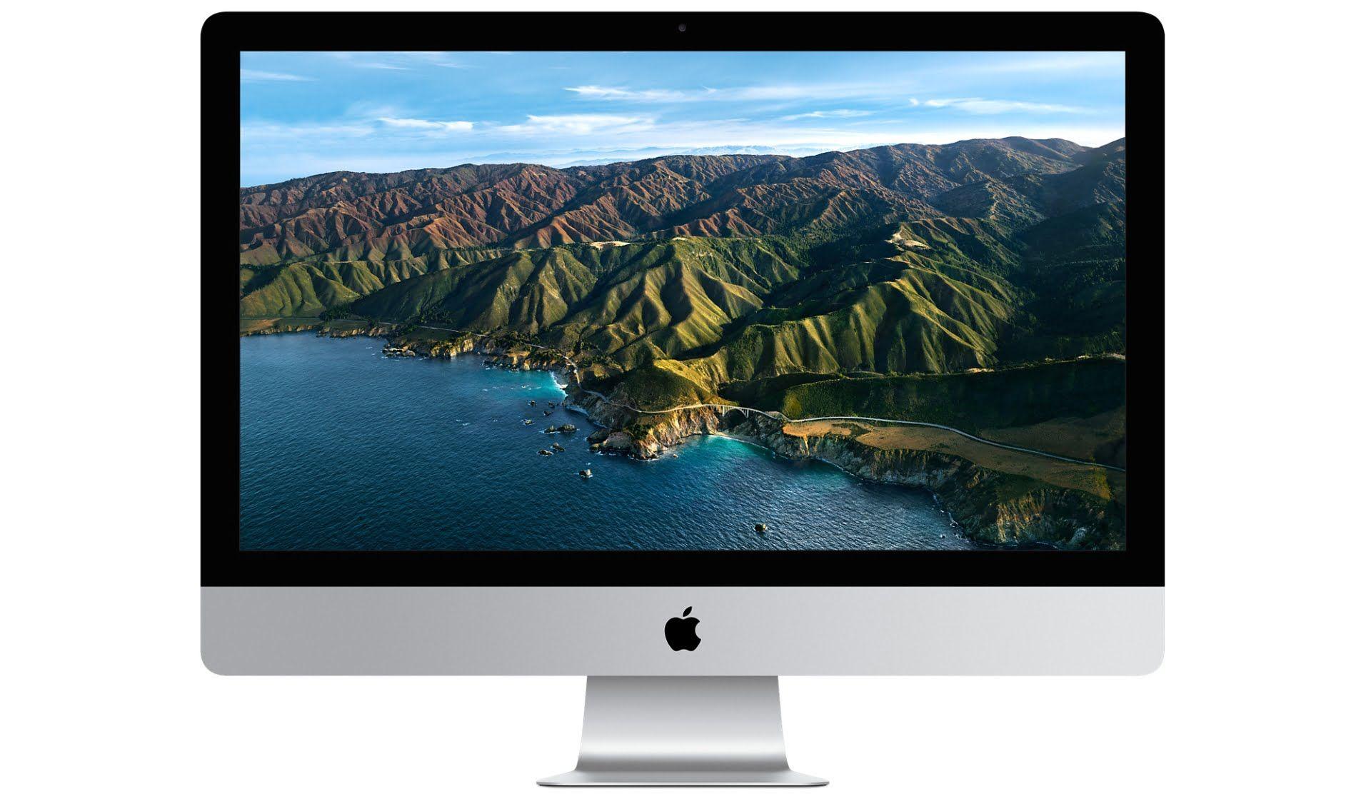 Zmniejszona opłata za szkło nanostrukturalnego w iMacu 5K