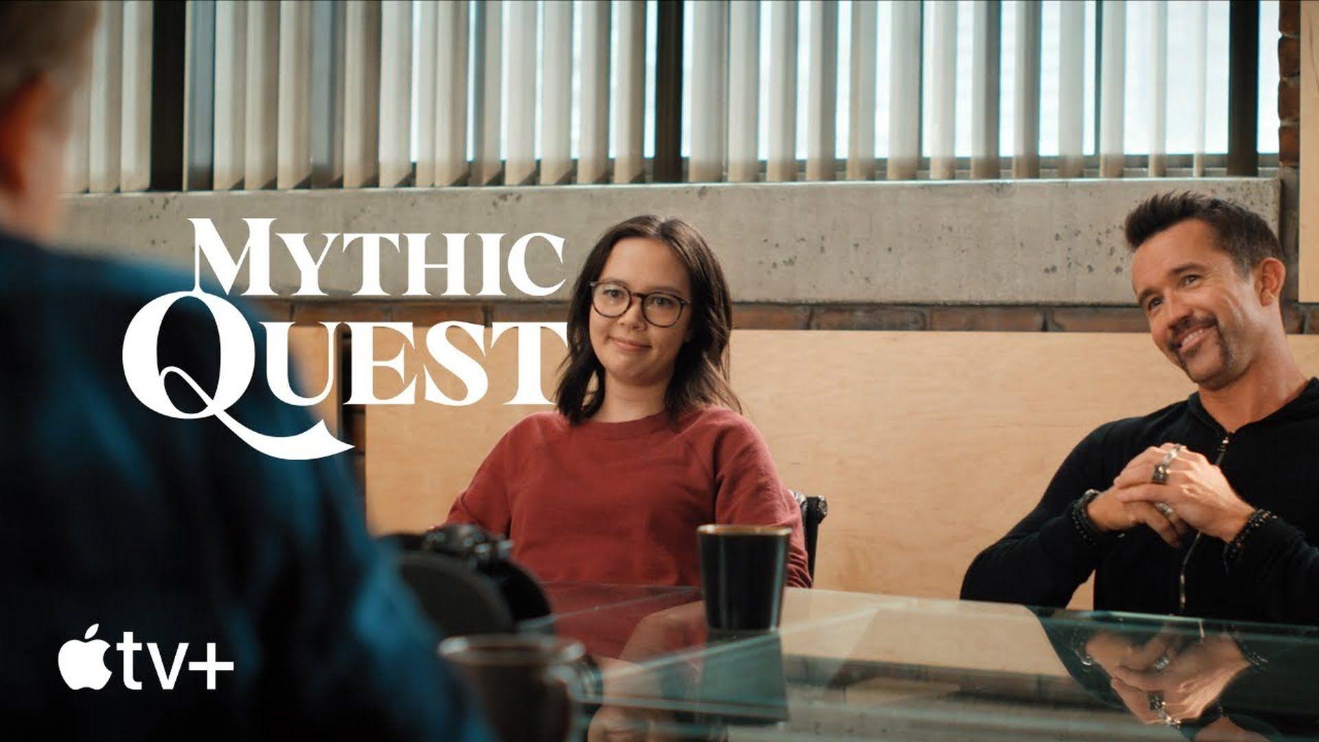 """Zwiastun 2 sezonu """"Mythic Quest"""" udostępniony przez Apple"""