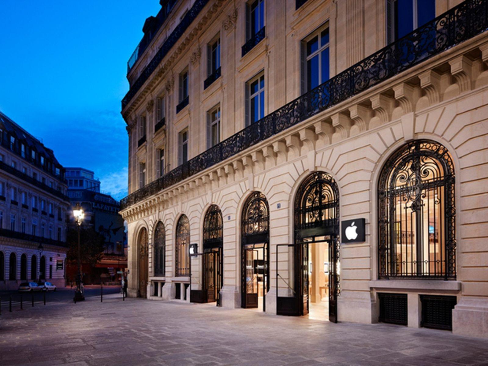 Apple ponownie zamknie wszystkie swoje sklepy we Francji