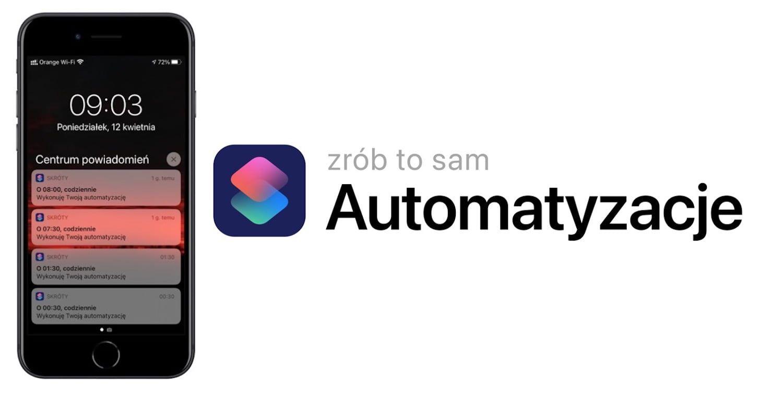 iOS: Jak wyłączyć powiadomienia automatyzacji aplikacji Skróty na iPhonie