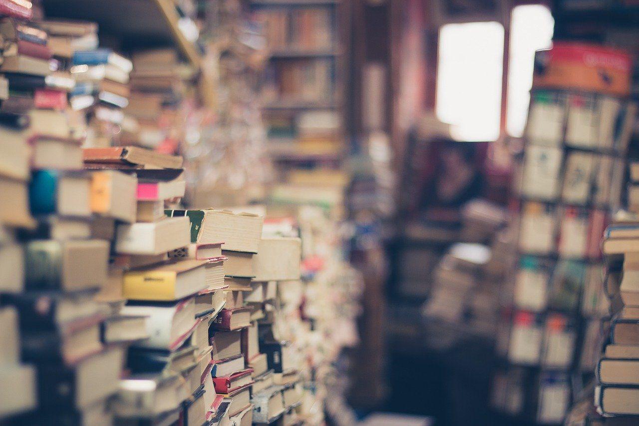 Książki czekają na Ciebie
