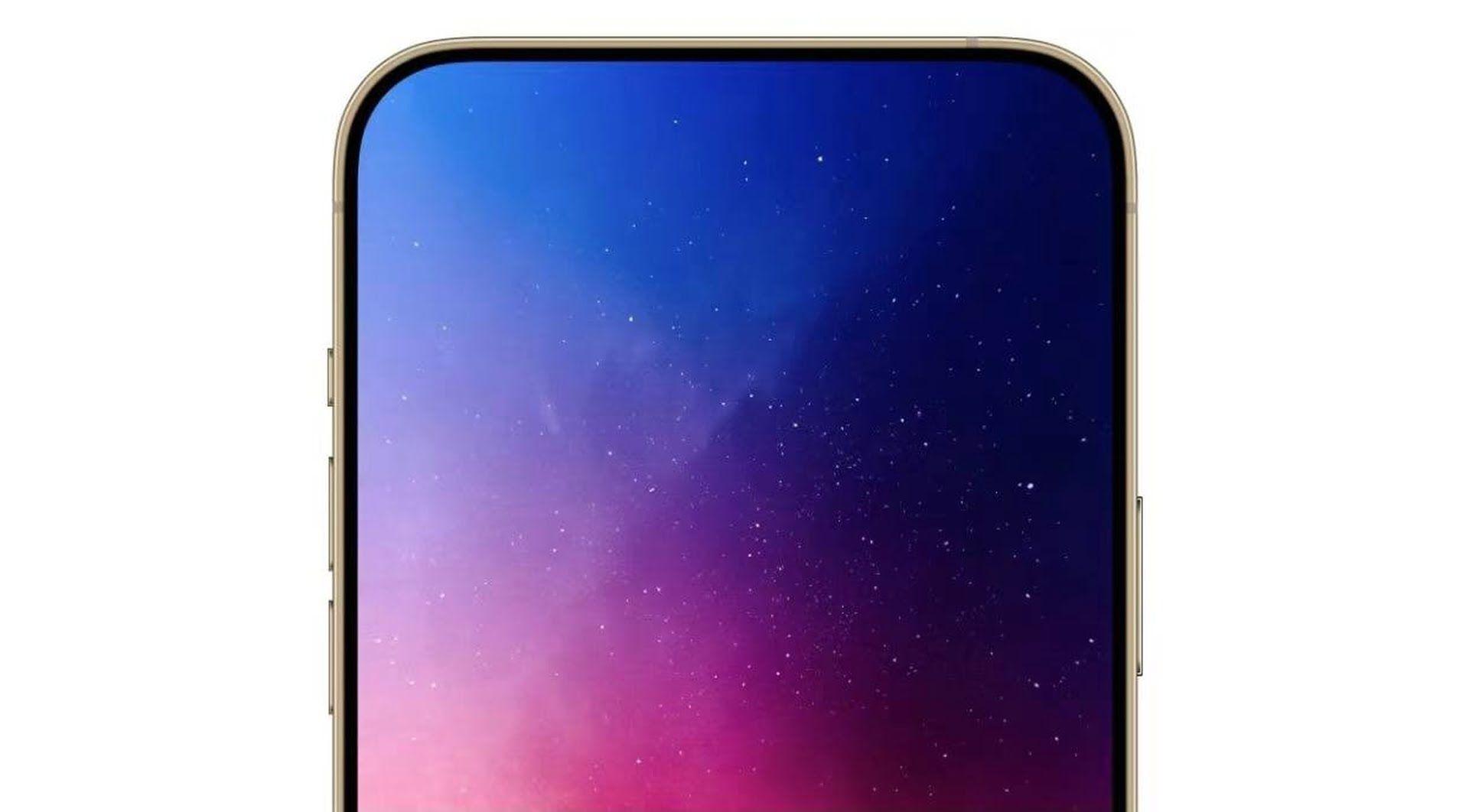 iPhone w 2023 roku być może z Face ID i aparatem pod ekranem