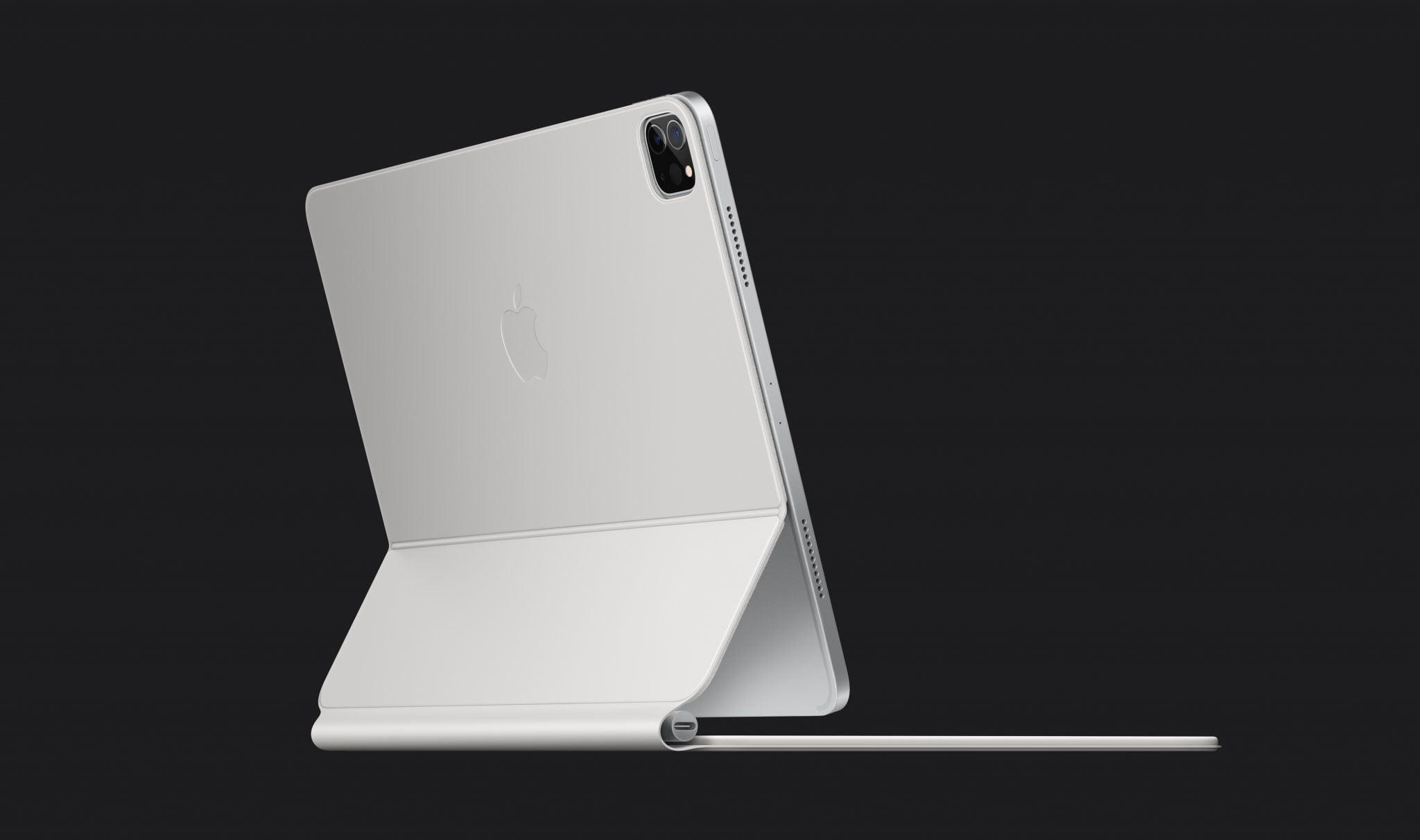 Apple oficjalnie o starszej Magic Keyboard i nowym większym iPadzie Pro