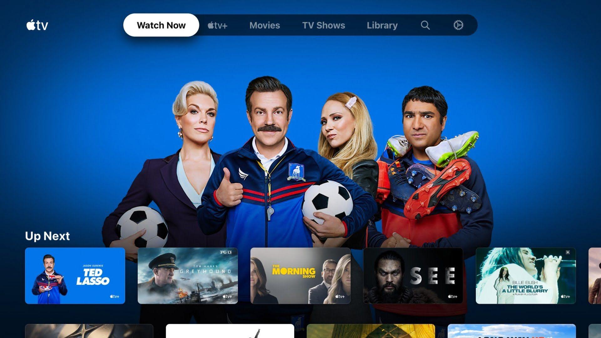 Aplikacja Apple TV na Xboxie ze wsparciem Dolby Vision
