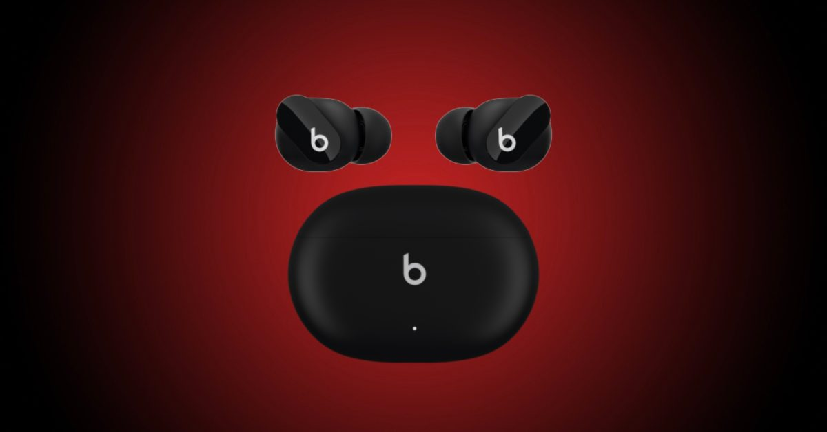 Wyciekły zdjęcia przedstawiające Beats Studio Buds