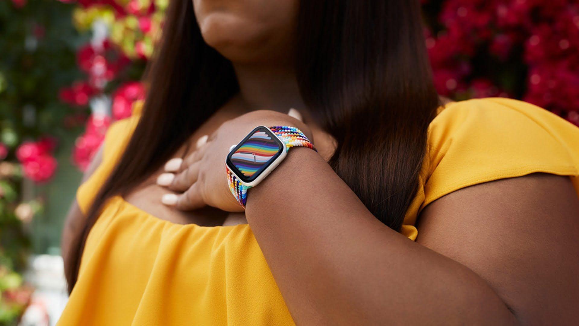 Dostępne nowe paski oraz tarcza do zegarka Apple Watch