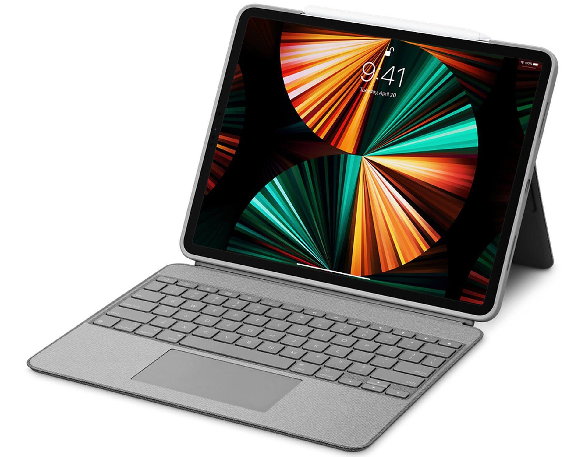 Logitech Combo Touch Keyboard z gładzikiem dla nowego iPada 12,9 cali