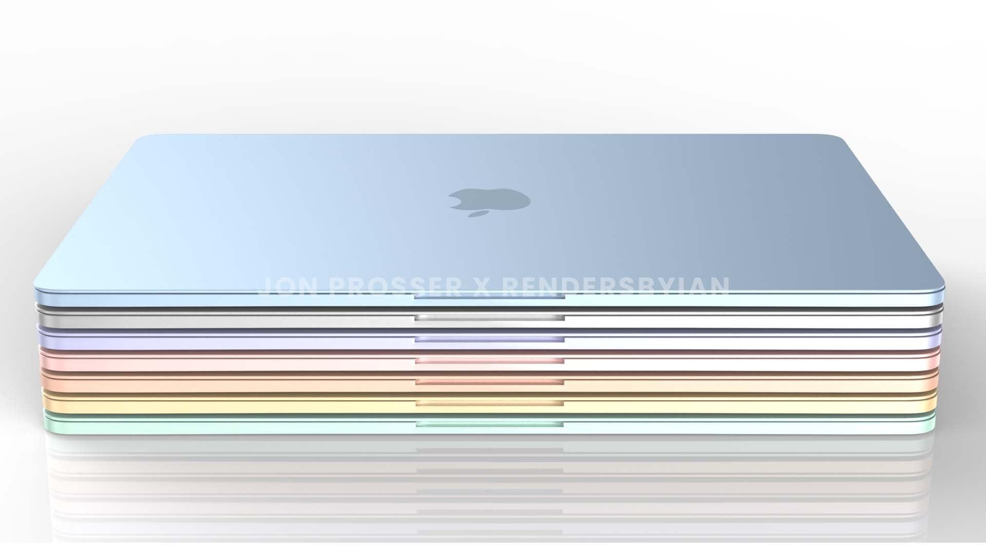 Najnowsze informację na temat nowych MacBooków