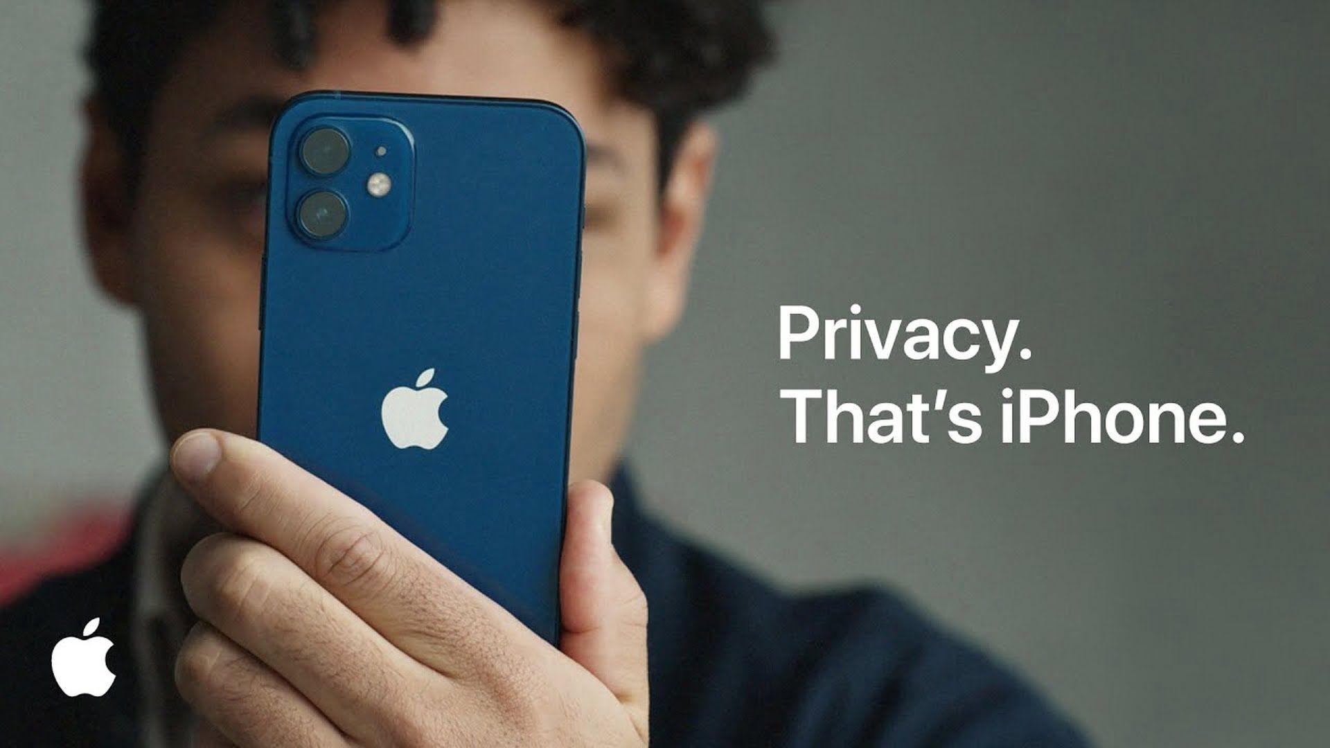 Nowa reklama na temat zabezpieczeń prywatności w iOS
