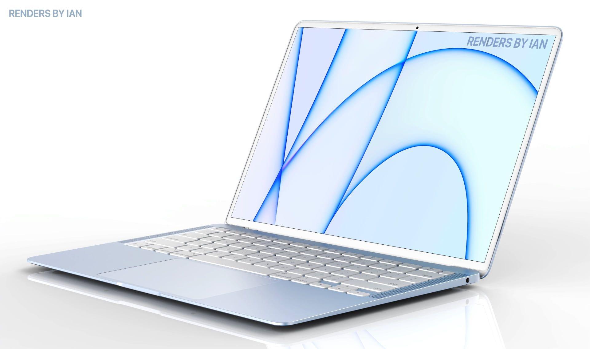 Nowe MacBooki Air mają otrzymać nowe wersje kolorystyczne