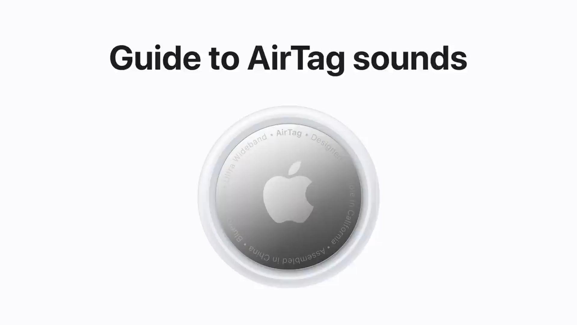 Poradnik Apple: Nowe filmy związane z lokalizatorem AirTag