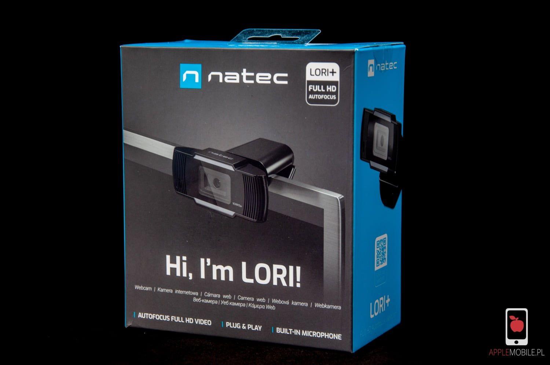 Recenzja Natec LORI+ – kamerka Full HD z autofucusem i mikrofonem za 100 PLN