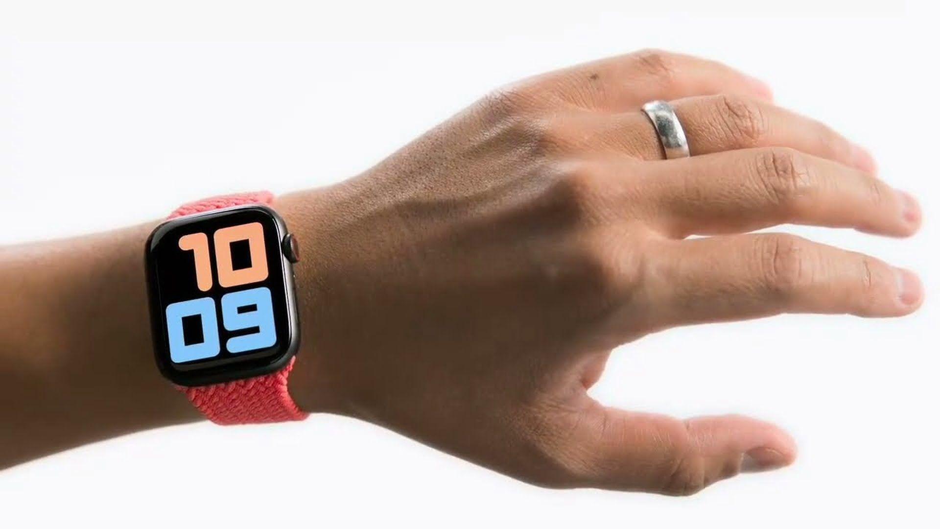 Sterowanie poprzez gesty Apple Watchem ma być niedługo możliwe