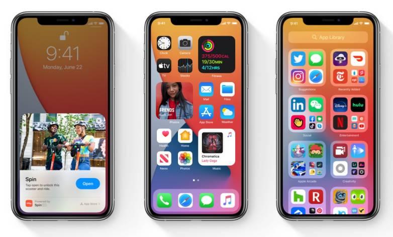 Apple nie podpisuje już systemu iOS 14.5