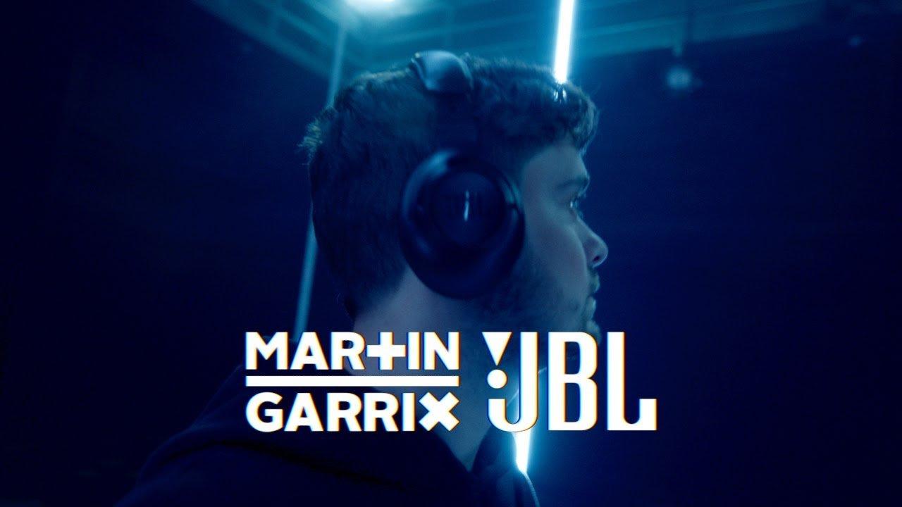 Martin Garrix został globalnym ambasadorem marki JBL