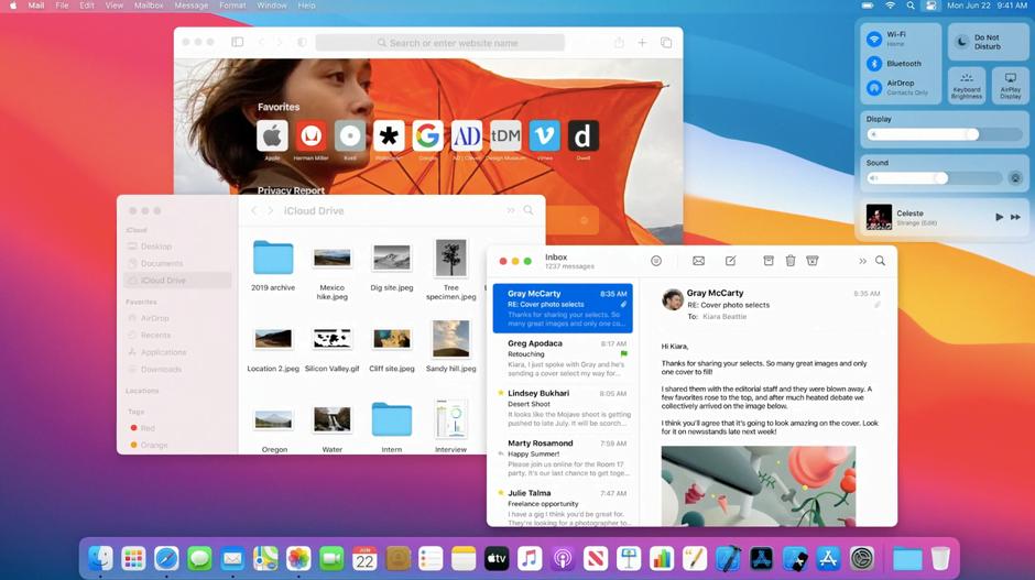 Apple udostępnia kolejną betę macOS Big Sur 11.4