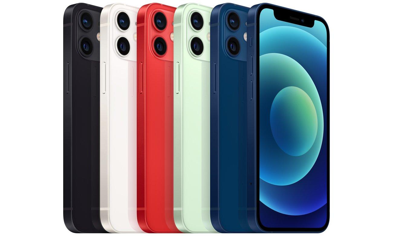 """Seria smartfonów """"iPhone 12"""" przekroczyła liczbę100 milionów sprzedanych egzemplarzy"""