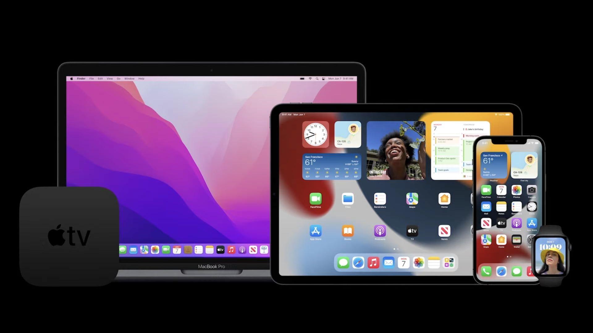 Dostępna wersja Release Candidate iOS/iPadOS 15, tvOS 15 i watchOS 8