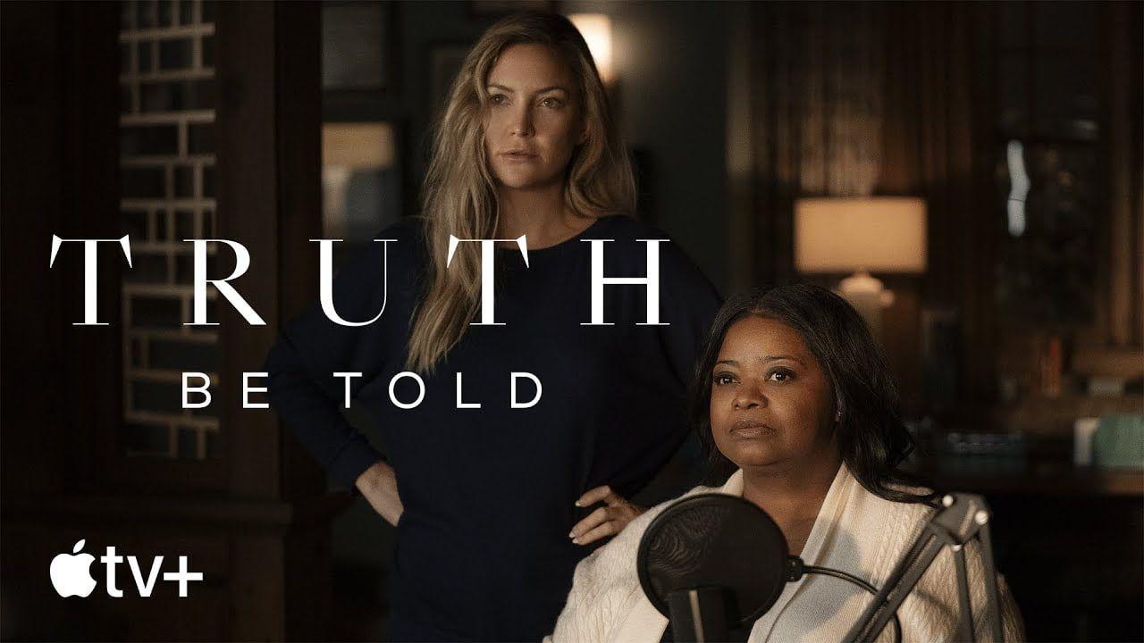 """Firma Apple udostępniła zwiastun 2 sezonu serialu """"Truth Be Told"""""""