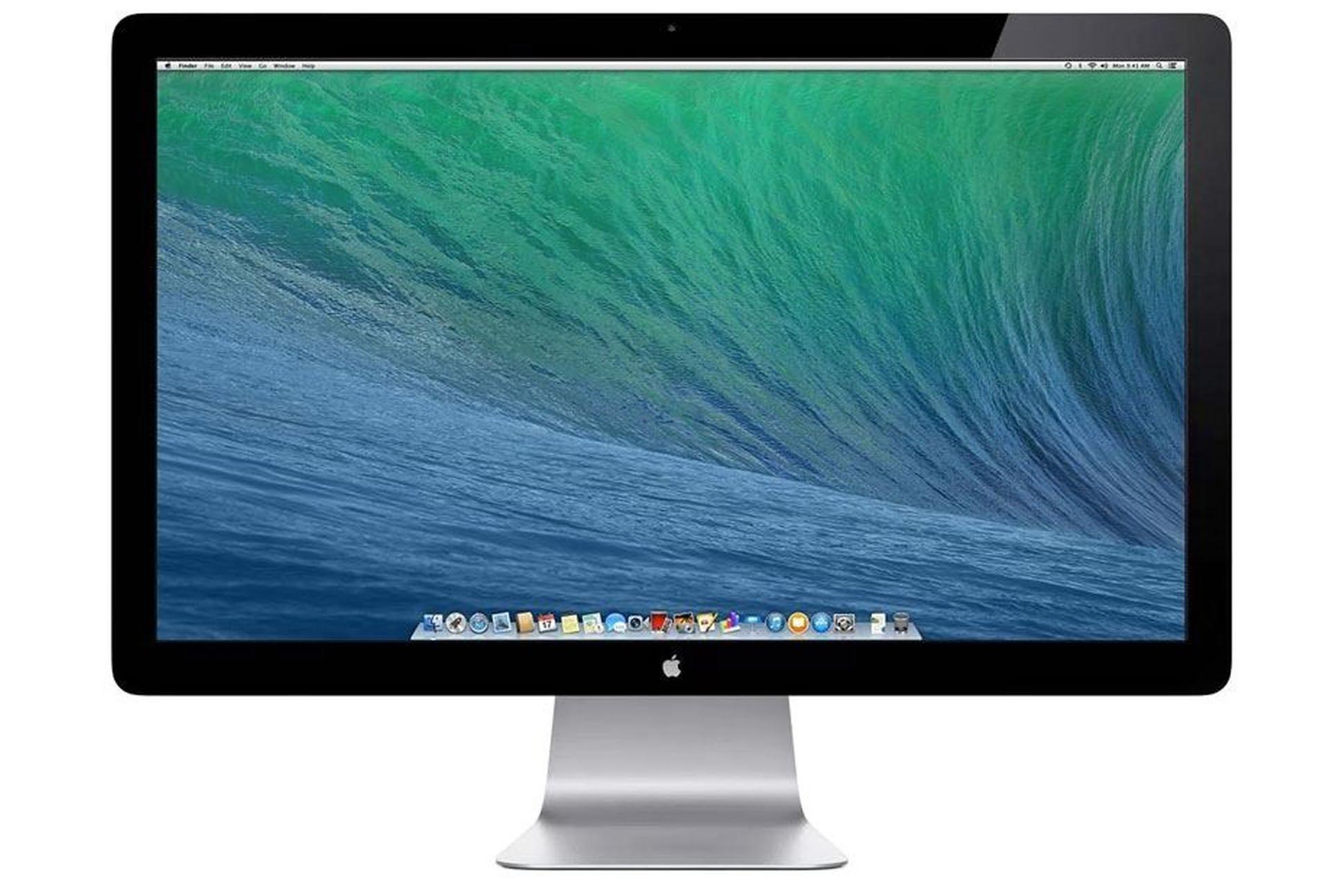 Na liście starych produktów znalazł się Apple Thunderbolt Display
