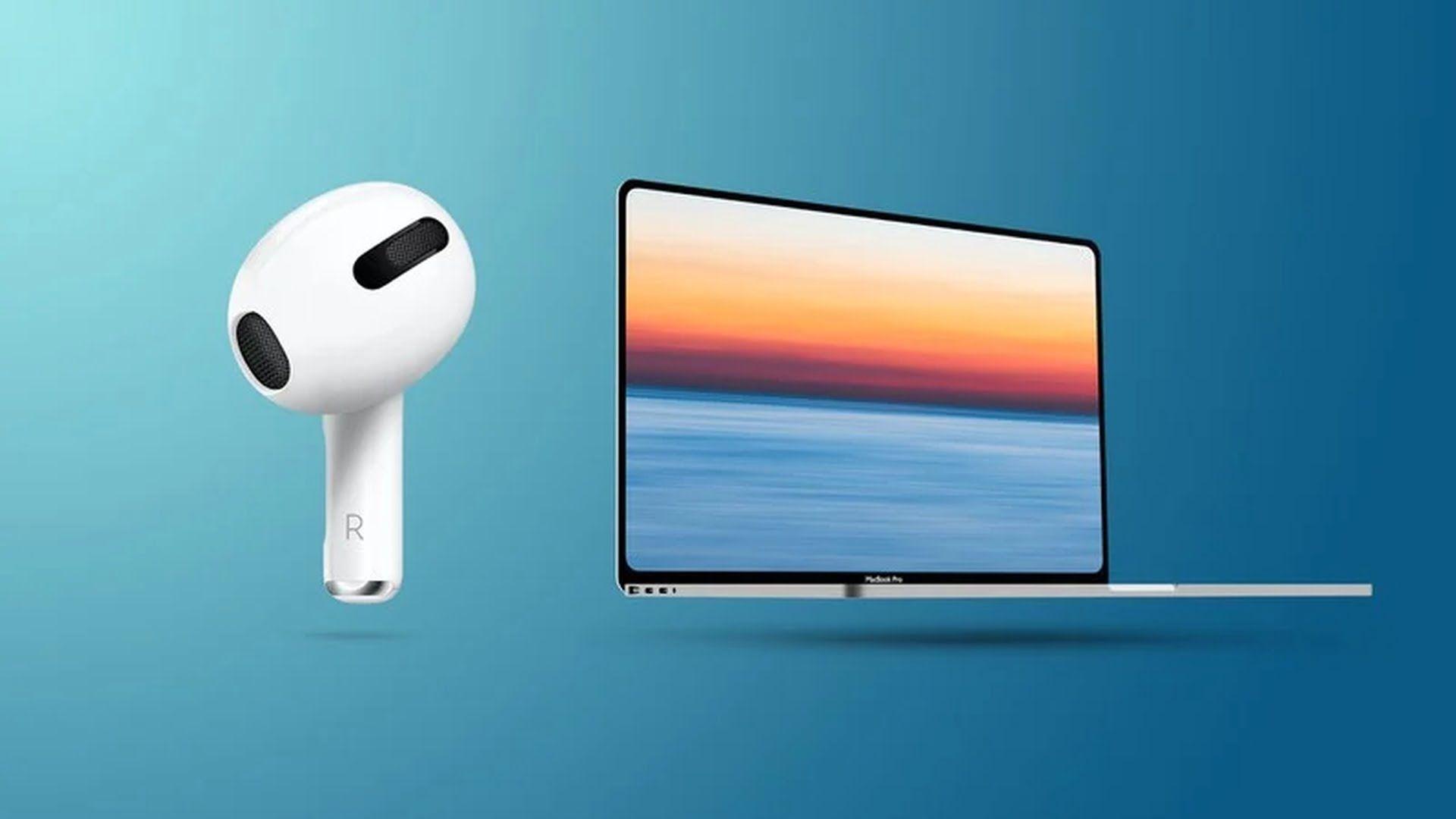 Nowe informacje o premierze nowych MacBooków i słuchawek AirPods