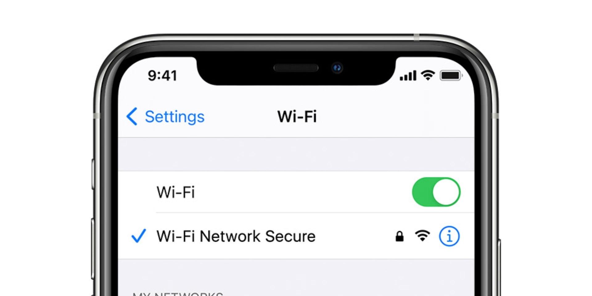 Następna nazwa sieci Wi-Fi wywołuje problemy w iPhone'ach