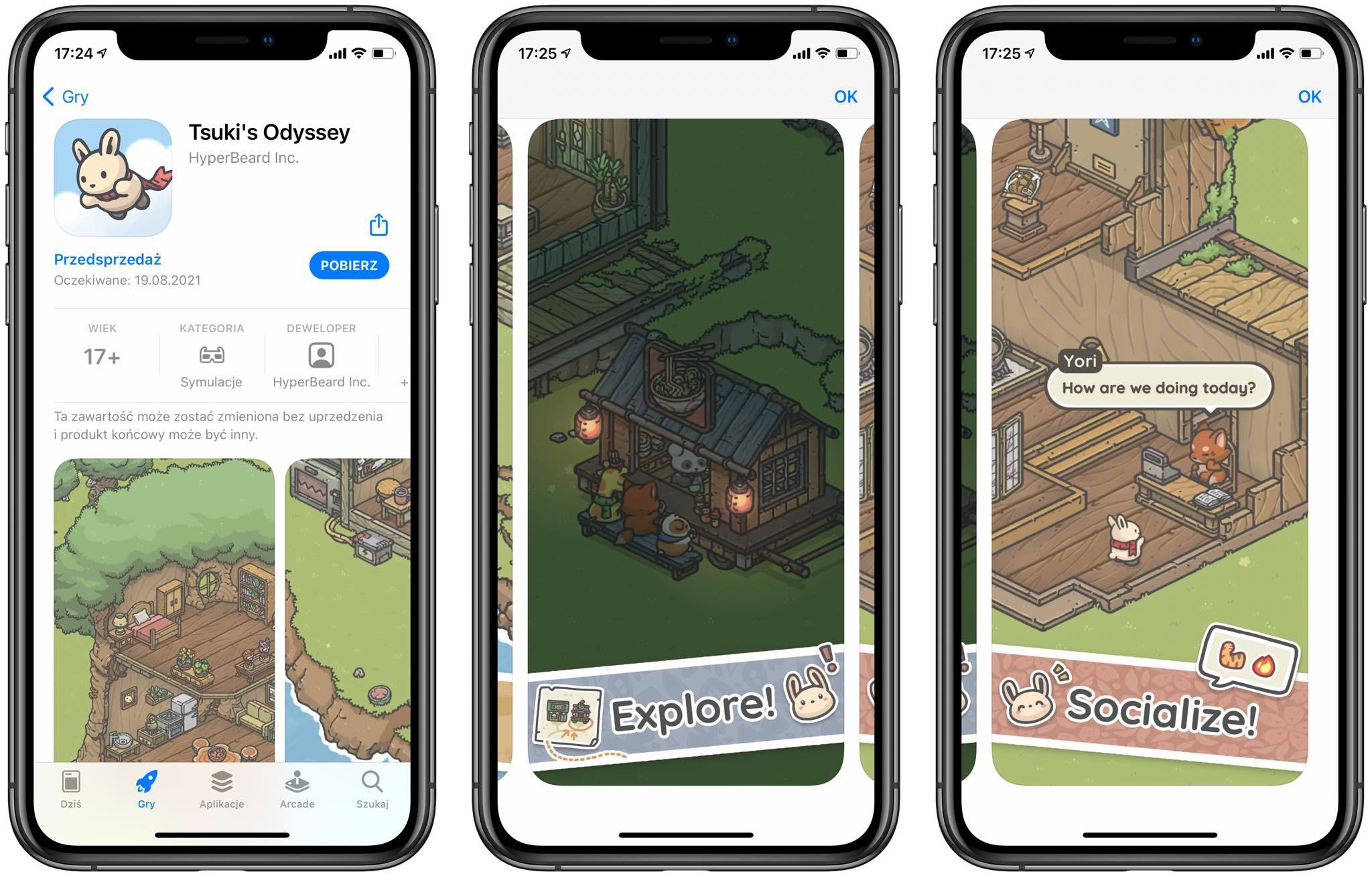 Nadchodzące nowości sklepu App Store. Tsuki's Odyssey i więcej!