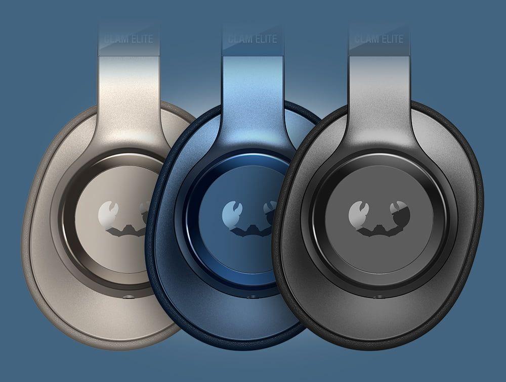 """Dźwięki """"szyte na miarę"""" – nowe bezprzewodowe słuchawki Clam Elite Fresh 'n Rebel"""