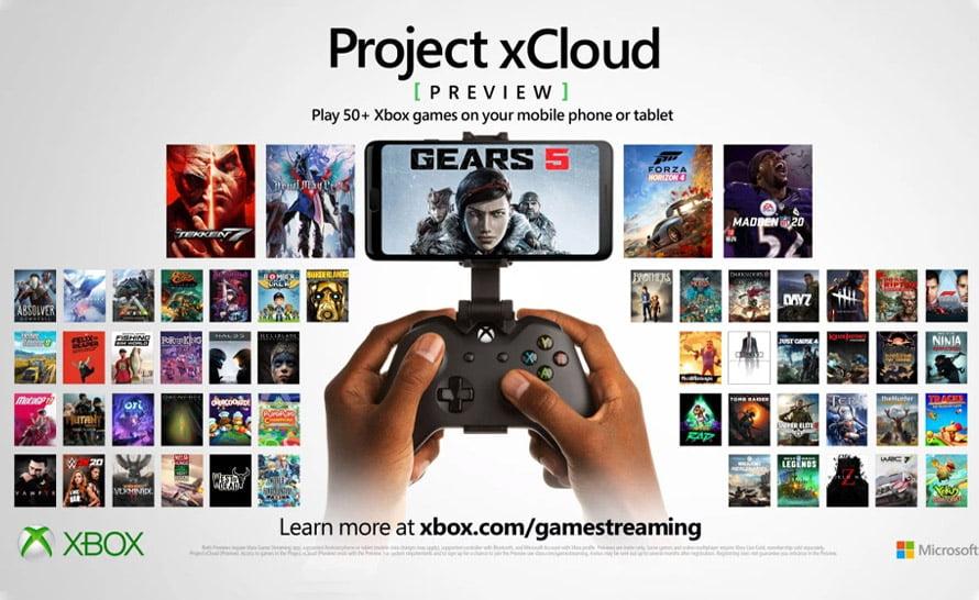 Microsoft przygotowuje siędo uruchomienia xCloud Game w Safari