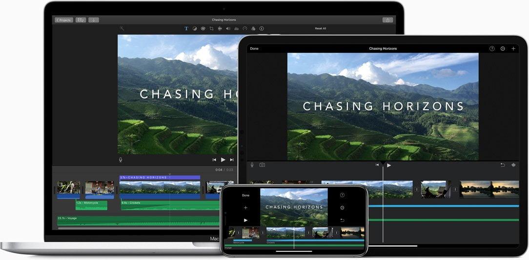 Firma Apple wydała aktualizacjedla iMovie i Final Cut Pro
