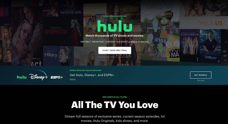 Jak oglądać platformę VOD Hulu w Polsce w 2021?