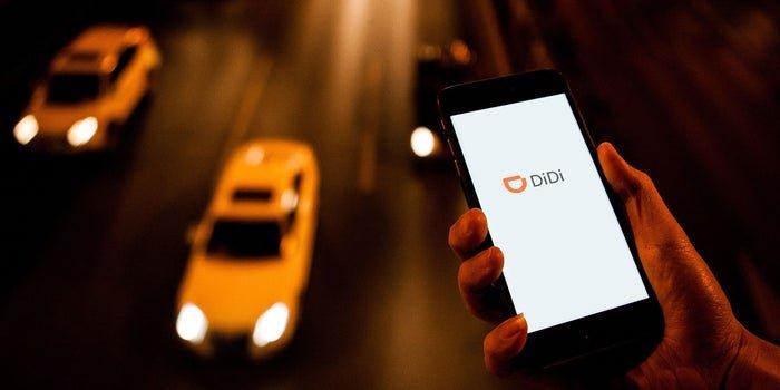 Apple musi usunąć aplikacjęDidi Chuxing z App Store