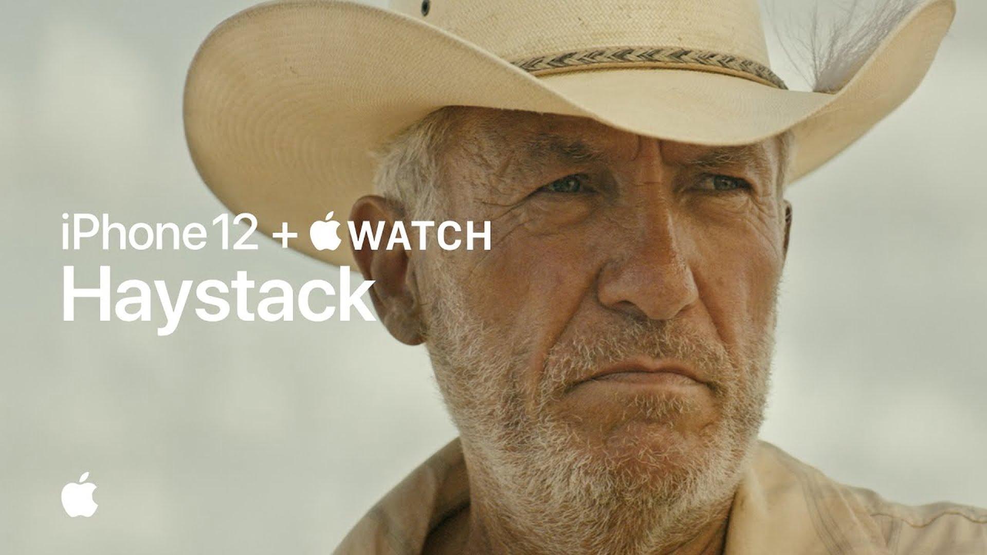 Dostępna nowa reklama iPhone'a 12 oraz zegarka Apple Watch
