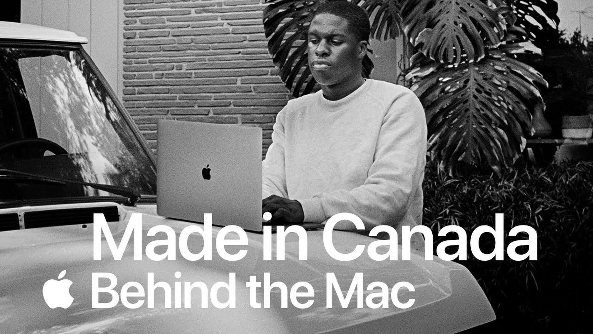 """Firma Apple dodała nową reklamę z serii """"Behind the Mac"""""""