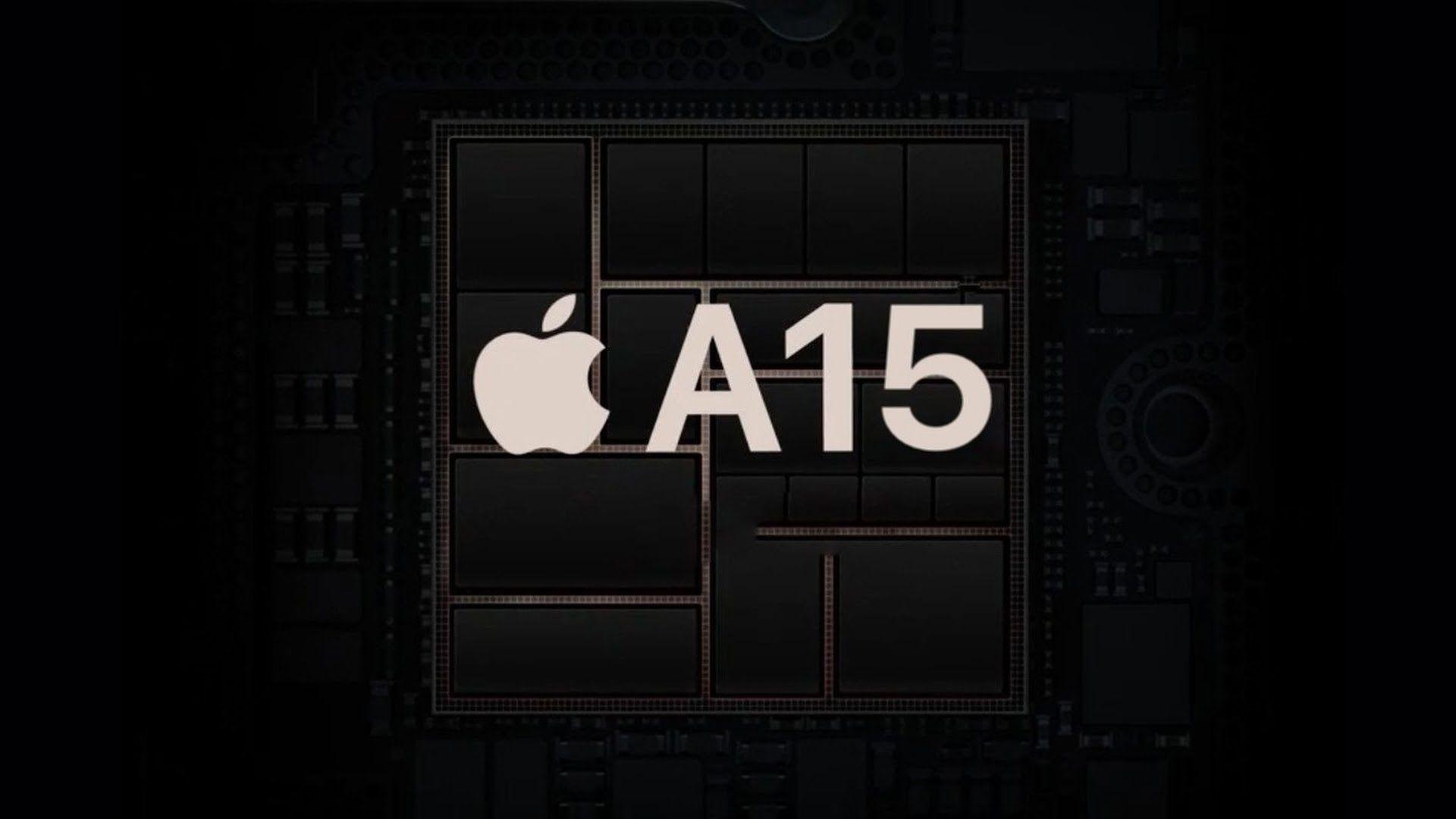 Firma Apple zamówiła ponad 100 milionów procesorów A15