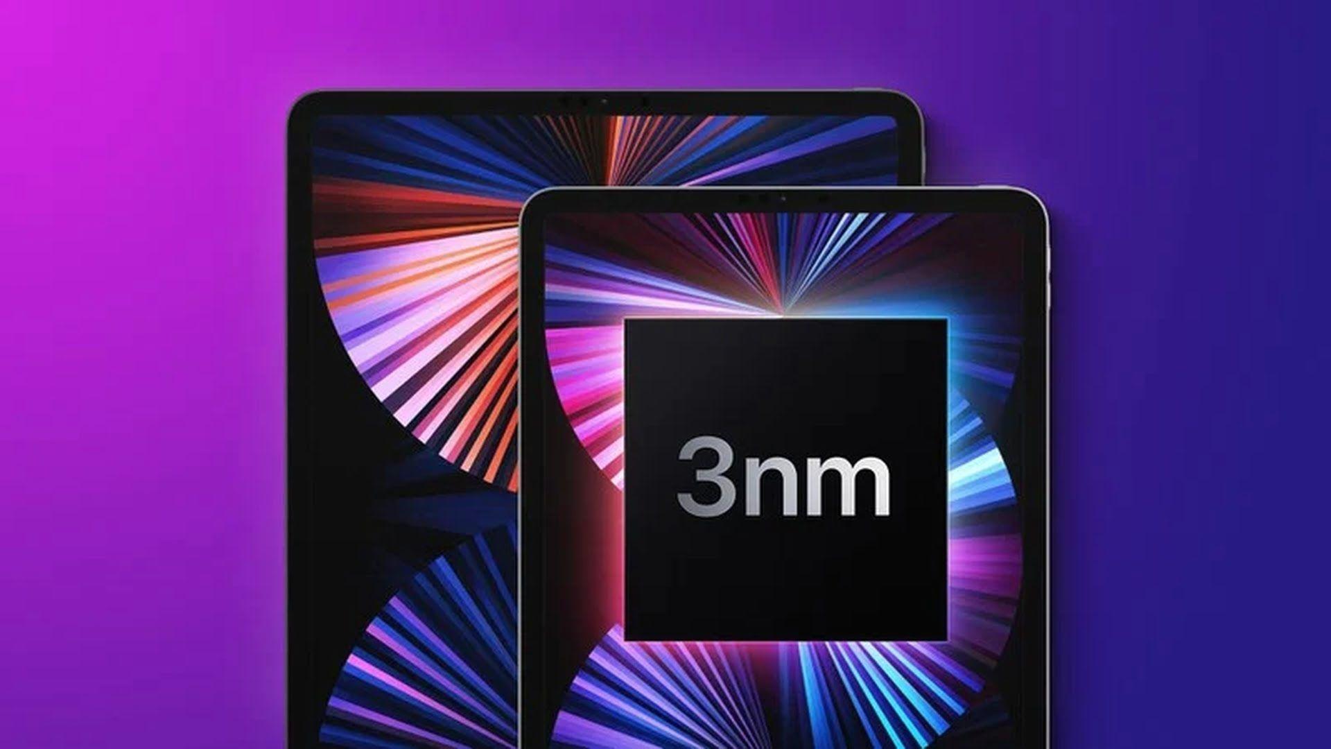 Informacje o przyszłych procesorach do iPadów Pro i iPhone'ów