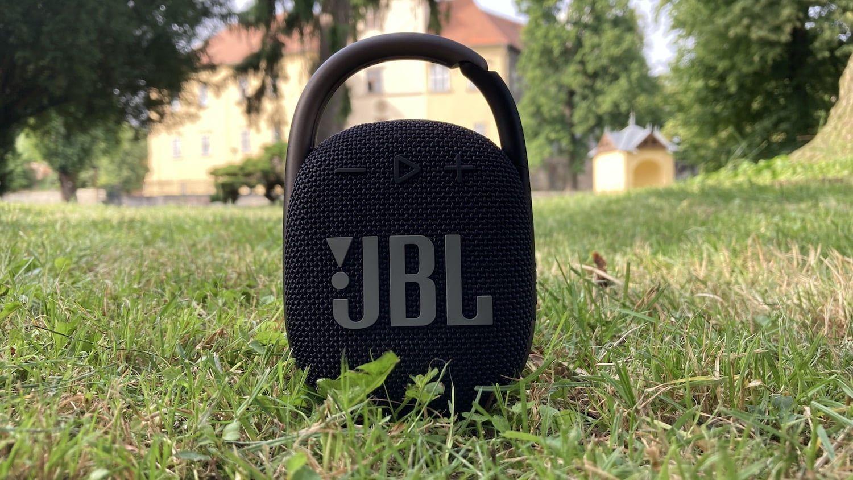 Recenzja przenośnego głośnika bluetooth JBL Clip 4