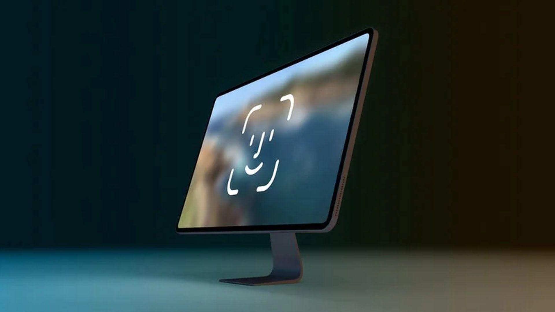 W ciągu kilku najbliższych lat komputery Mac z funkcją Face ID