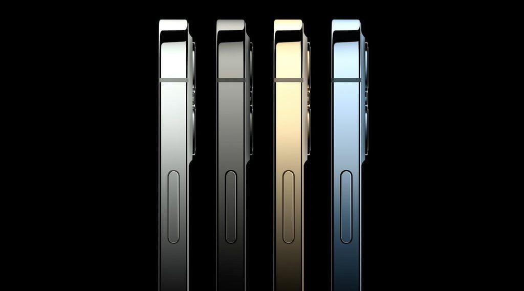 iPhone 13 Pro będzie oferowany w 3 nowych kolorach