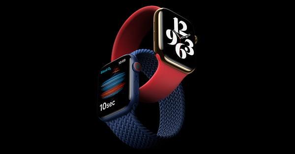 Firma Apple wydaje system watchOS 7.6.1
